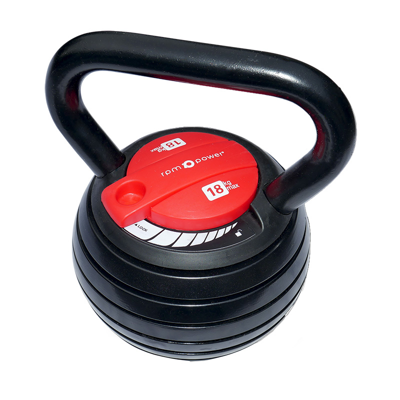 Adjustable Kettlebell 18kg