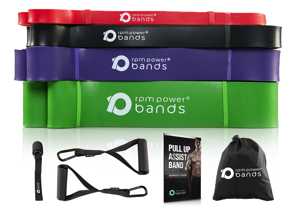 Professional Resistance Bands Set