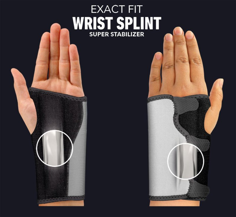 Wrist Splint Exact Fit
