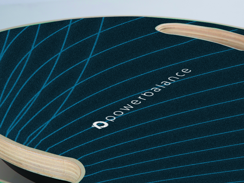 PowerBalance Wobble Board- Wave Length
