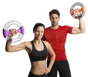 People with Powerspin, shoulder rehabilitation , shoulder pain