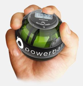 wrist pain treatment powerball image