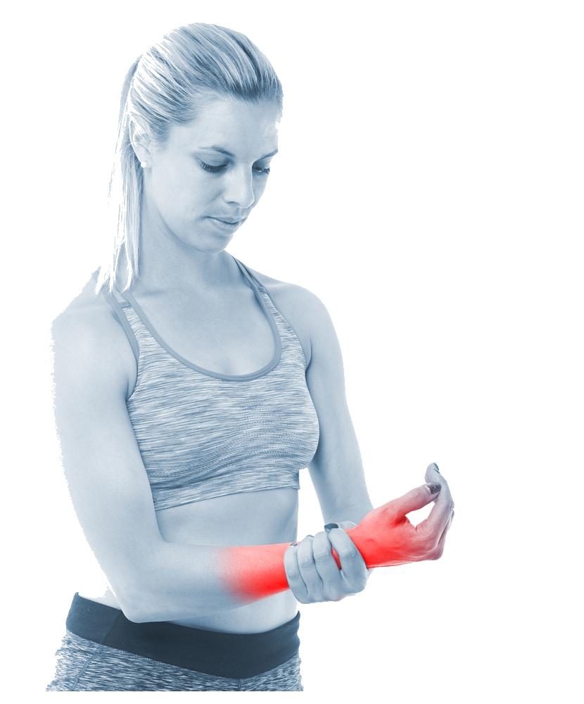 Wrist Pain Image