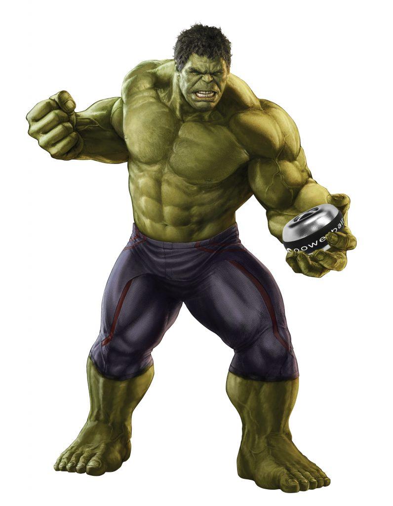Powerball Hulk