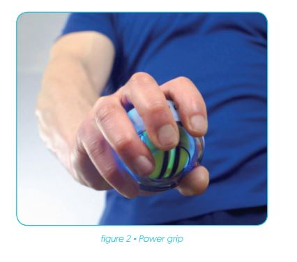Grip Powerball - Tennis elbow treatment image