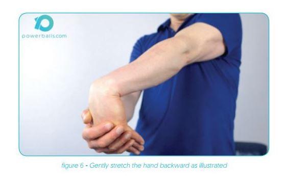 tennis elbow exercises, powerball for tennis elbow