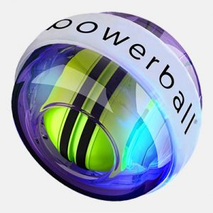 broken hand, powerball, autostart fusion