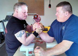 foosh wrist rehabilitation
