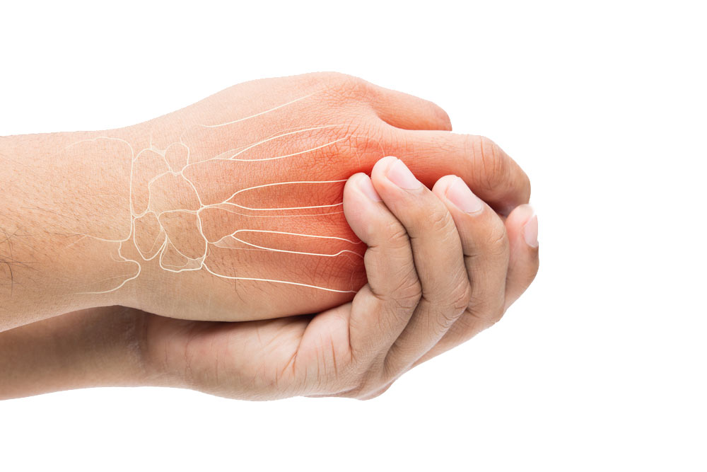 Joint Hypermobility Syndrome finger pain relief