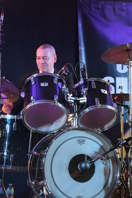 peter precious drums, drumstick grip