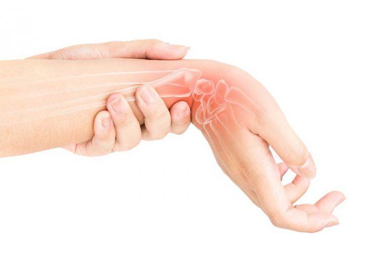wrist pain, de quervain's tenosynovitis