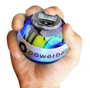 powerball, hand pain, finger pain