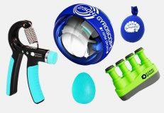 grip strength equipment, strength tools, power gripper, powerball