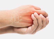 hand pain, finger pain