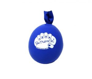 skrunch, stressball, powerball, wrist physical therapy