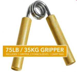 wrist physical therapy, powerball, grip strengthener