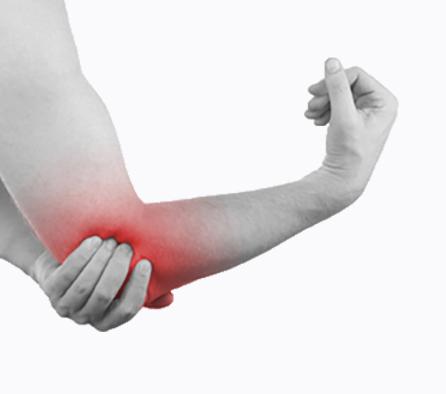 elbow rehabilitation, powerball, elbow injuries, broken elbow