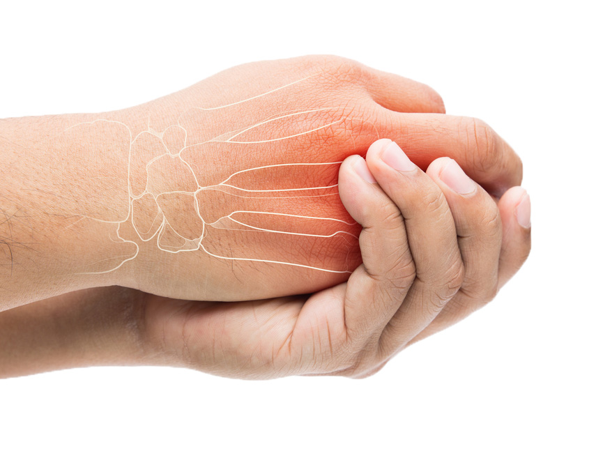 carpal tunnel from gaming, powerball, hand pain